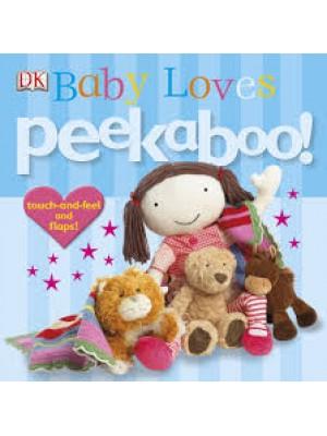 Baby Loves Peekaboo!