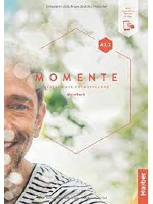 Momente A1.2 - Kursbuch