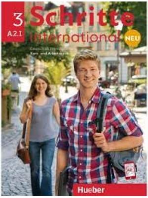 Schritte International NEU 3 + KOD za digitalni udžbenik