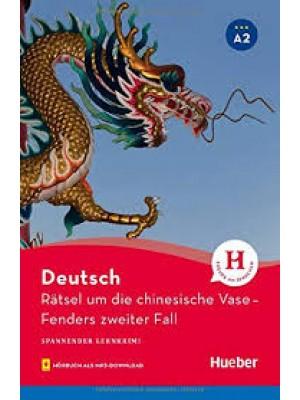 Ratsel um die chinesische Vase - Fenders zweiter Fall