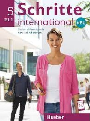 Schritte International NEU 5 + KOD za digitalni udžbenik