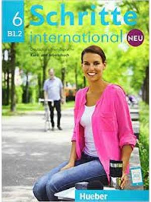 Schritte International NEU 6 + KOD za digitalni udžbenik