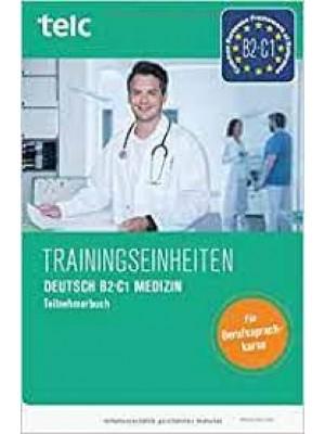 TELC - Trainingseinheiten Deutsch Medizin