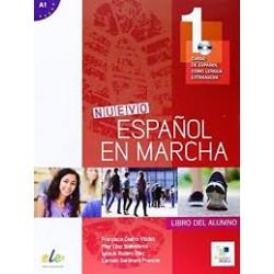 Nuevo Espanol en Marcha 1 - Libro del alumno