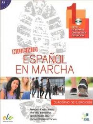Nuevo Espanol en Marcha 1 - Cuaderno de ejercicios