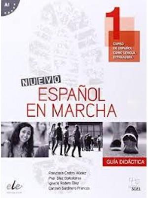 Nuevo Espanol en Marcha 1 - Guia didactica