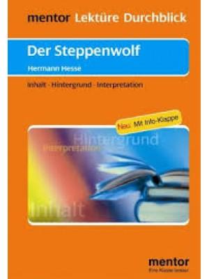 Hesse Steppenwolf Durchblick